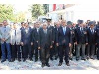 Suluova'da 'Gaziler Günü' kutlandı