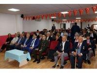 Hekimhan'da, 19 Eylül Gaziler Günü töreni