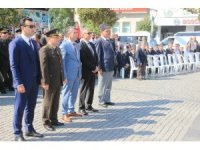 19 Eylül Gaziler Günü Edremit'te kutlandı