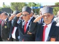 Muğla'da 19 Eylül Gaziler Günü törenle kutlandı