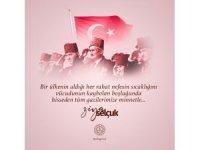Milli Eğitim Bakanı Selçuk, Gaziler Günü'nü de unutmadı