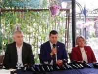 """MHP Kayseri Milletvekili Baki Ersoy:""""Yapılan tüm samimiyetsizliklere verilecek bir cevabımız var"""""""