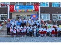 Samsat'ta İlköğretim Haftası kutlandı