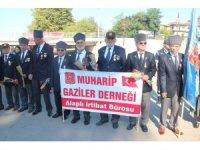 Alaplı'da Gaziler Günü kutlandı