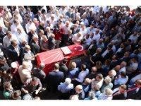 CHP Kırşehir eski İl Başkanı son yolculuğuna uğurlandı