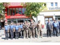 Siirt'te Gaziler Günü etkinliği