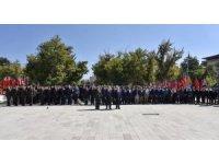 Ağrı'da Gaziler Günü kutlandı