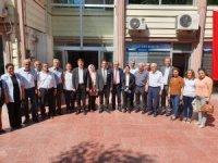 Milletvekilleri, Başkan Yıldırım ile bir araya geldi