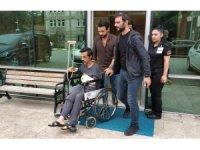 Eski karısı ve çocuklarını rehin alan koca tutuklandı