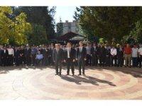 Besni'de 19 Eylül Gaziler Günü töreni
