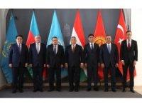 Macaristan Başbakanı Orban, Bakan Çavuşoğlu'nu kabul etti
