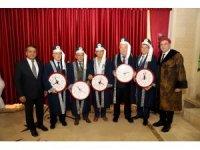 ESO Başkanı Kesikbaş onursal ahi seçildi