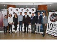 Anadolu Üniversitesi tiyatronun ustalarını Eskişehir'e getiriyor