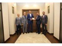 MAÜ yönetiminden Ankara çıkarması