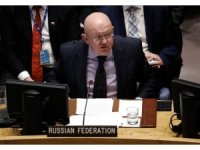 Rusya'nın BM Daimi Temsilcisi Nebenzya'dan İdlib tasarısı eleştirisi