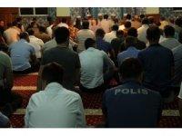 Kızıltepe'de şehitler için mevlit okutuldu