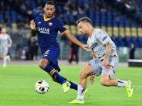 UEFA Avrupa Ligi: Roma: 1 - M. Başakşehir: 0 (İlk yarı)