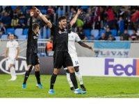 UEFA Avrupa Ligi: Slovan Bratislava: 4 - Beşiktaş: 2 (Maç sonucu)