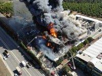 Tuzla'daki büyük fabrika yangınını PKK üstlendi!