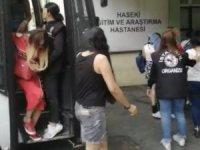 İstanbul'da polisten 'köstebek polis' operasyonu!