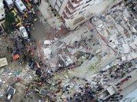 Kartal'daki çöken bina davası: Tutuklu sanık Uğur Mısırlıoğlu tahliye edildi