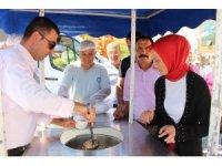 Büyükşehir'den Gazipaşa'da aşure ikramı