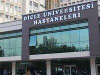 Dicle Üniversite Hastanesi'nin bekleme salonu ekonomik sıkıntıdan kiraya verildi!