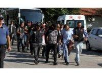 Isparta'daki eş zamanlı 'zehir' operasyonunda 10 tutuklama