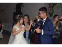 Japon geline Türk usulü düğün