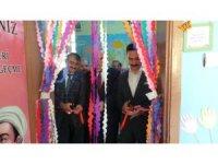 Çavdarhisar'da 'Adab-ı muaseret' atölyesi açıldı