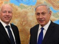 Netanyahu ve Trump'ın temsilcisi 'Yüzyılın Anlaşması'nı görüştü!