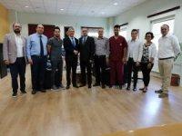 SDÜ'de Araştırma ve Uygulama Hastanesi Başhekimi Yazkan oldu