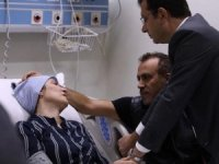 Ekrem İmamoğlu'dan Neslican Tay'ın ailesine taziye ziyareti... Gözyaşlarına hakim olamadı...