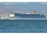 Kruvaziyer gemileri İzmir Limanı'na yeniden demir atacak