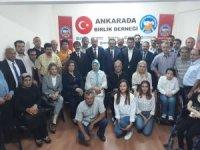 """""""Ankara'da birlik aşuresi"""""""