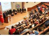 Ege Diş Hekimliği Fakültesi yarım asırlık tarihini kutladı