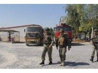 """MSB: """"Suriye'de Fırat'ın Doğusunda Güvenli Bölge birinci safha uygulamaları kapsamında; altıncı ortak hava devriyesi 2 Türk ve 2 ABD helikopterinin katılımı ile planlandığı şekilde gerçekleştirildi."""""""