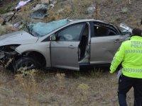 Afyon'da korkunç kaza:3 ölü, 2 yaralı