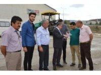 """Başkan Özdemir: """"Büyükşehir ile koordineli çalışıyoruz"""""""