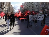 """Sivas'ta """"Beraber Yürüyelim"""" etkinliği düzenlenecek"""