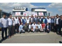 Malatya'dan Türkmenlere yardım eli