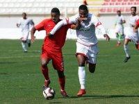 TFF 1. Lig: Cesar Grup Ümraniyespor: 1 - Boluspor: 1