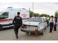 Karaman'da otobüsle çarpışan otomobilin sürücüsü kayıplara karıştı