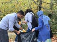 Yıldırımlı gönüllülerden Dünya Temizlik Gününe destek