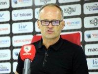 Yılport Samsunspor - Tarsus İdman Yurdu maçının ardından