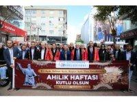 Bayrampaşa'da Ahilik Haftası kutlandı
