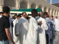 Tunus'un devrik Cumhurbaşkanı Bin Ali Medine'de defnedildi