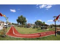 Çankaya Belediyesinden iki yeni park