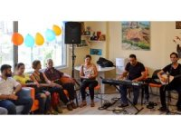 Mersin'de Alzheimer hastaları için konser