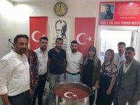 Mardin'de şehitler için mevlit okutuldu
